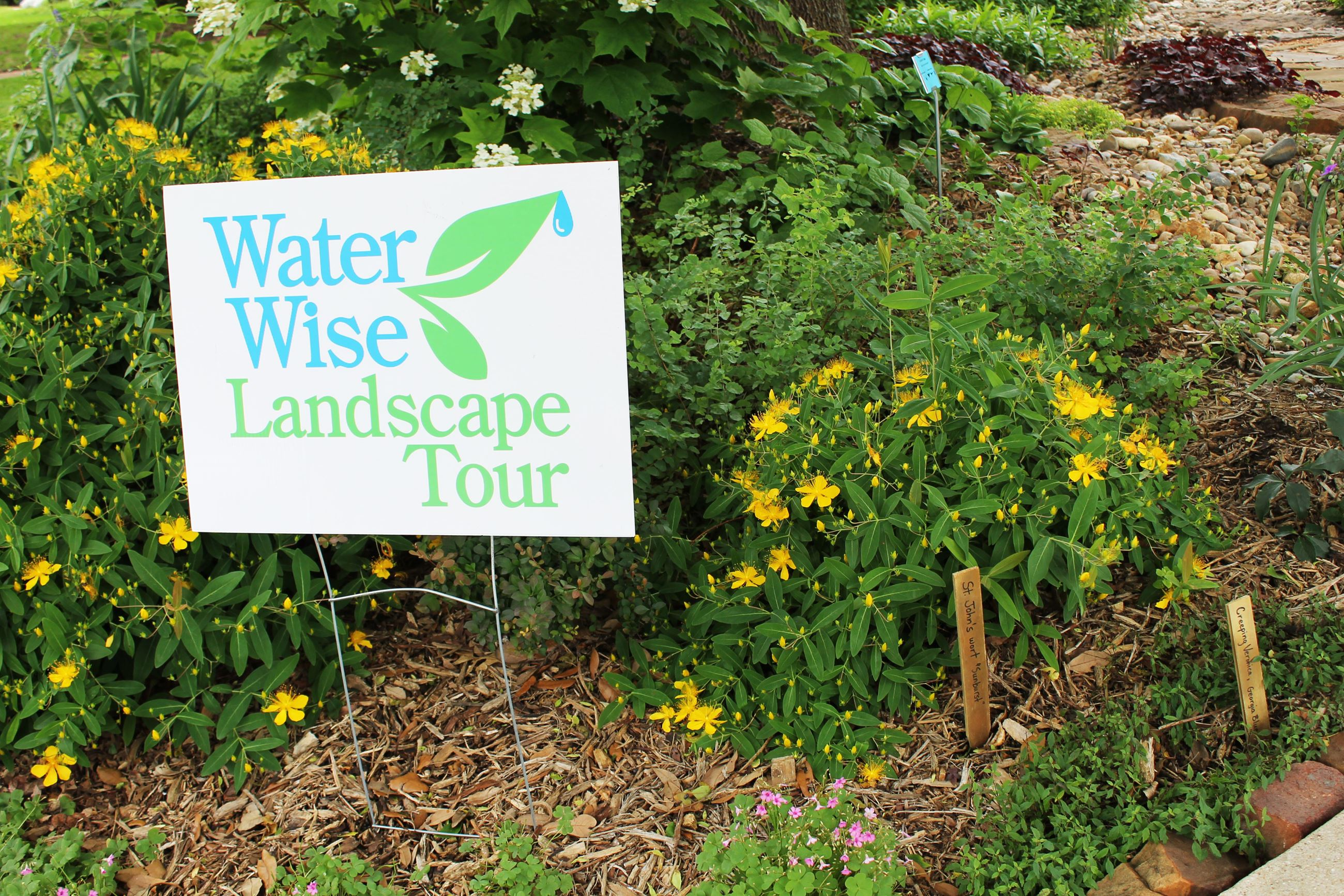 WaterWise Landscape Tour