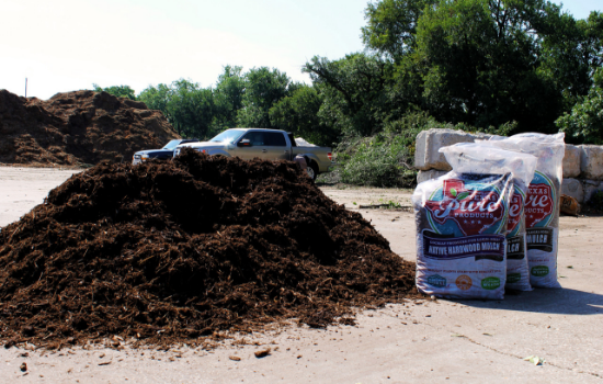 Texas Pure Products Mulch